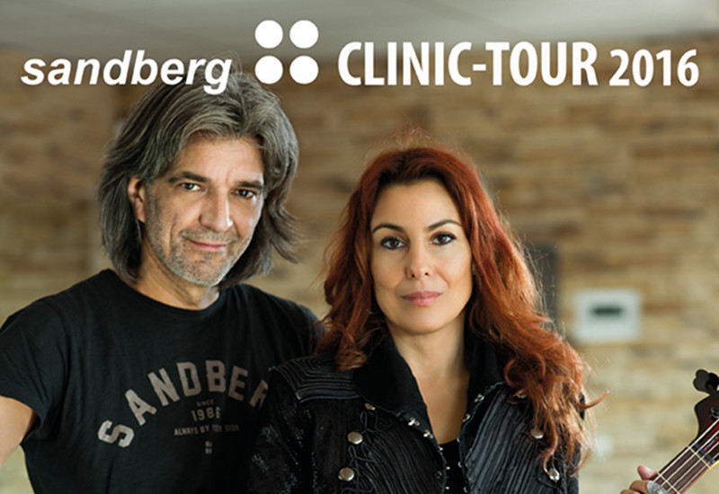 Sandberg Clinic Tour 2016 Bass Workshop