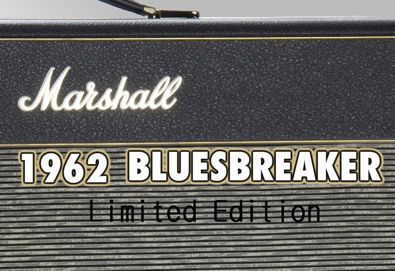 MARSHALL 1962 Bluesbreaker Limited Edition – jetzt im MUSIC STORE!
