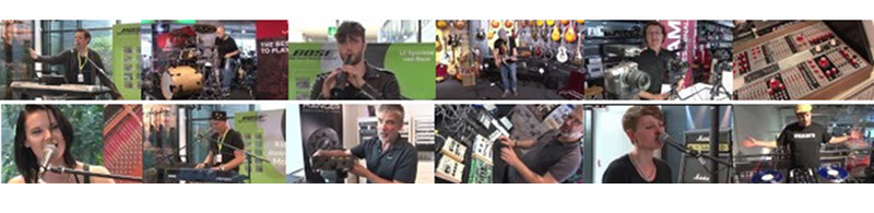 Video-Special // MUSIC STORE Hausmesse 2016