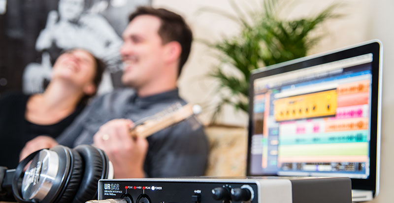 Recording Workshops mit Steinberg Cubase