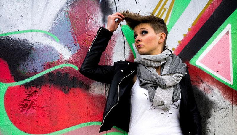 Ela Querfeld live // MUSIC STORE Hausmesse