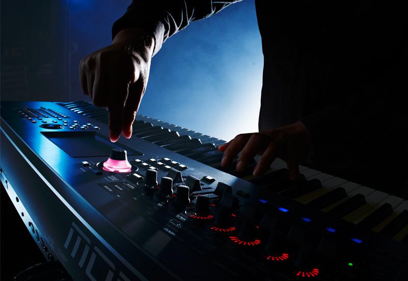 Yamaha MONTAGE live erleben // MUSIC STORE Hausmesse