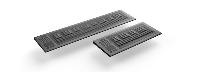 ROLI Seaboard RISE: Workshop mit Keyboarder und Producer Gerald Peter