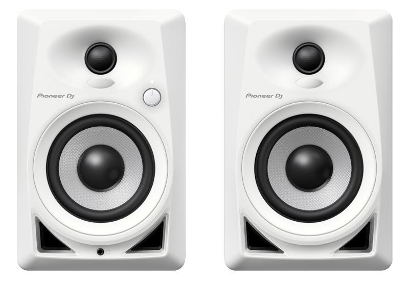 PIONEER DJ stellt den DM-40-W Desktop-Monitorlautsprecher vor!