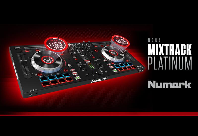 NUMARK – Mixtrack Platinum – Jetzt verfügbar!