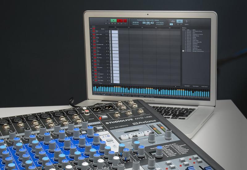 PreSonus StudioLive AR Hybrid Mixer