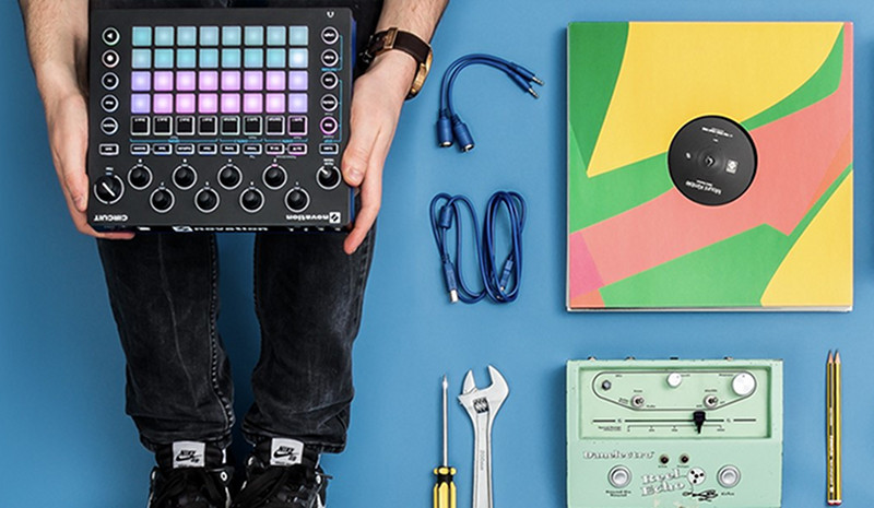 Novation Circuit – kostenloses Firmware-Update 1.3