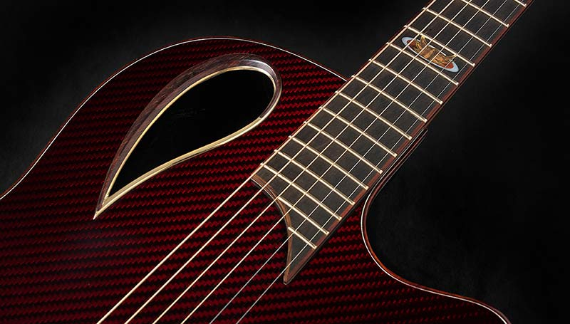 Ovation Gitarre Glamshot