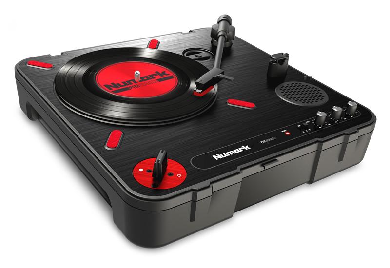 NUMARK präsentiert den neuen Plattenspieler PT01 Scratch!