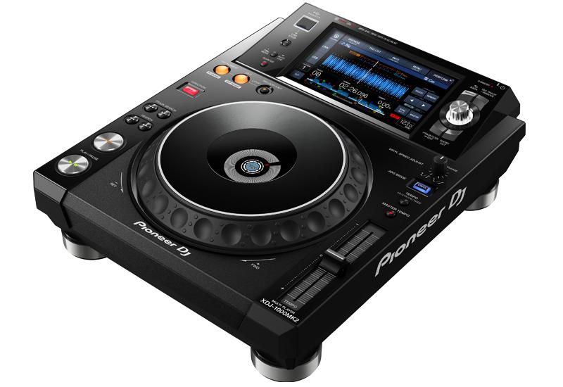 PIONEER DJ – XDJ-1000MK2 JETZT VERFÜGBAR!