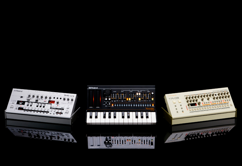 Roland 909 Day – sensationelle Neuheiten von Roland
