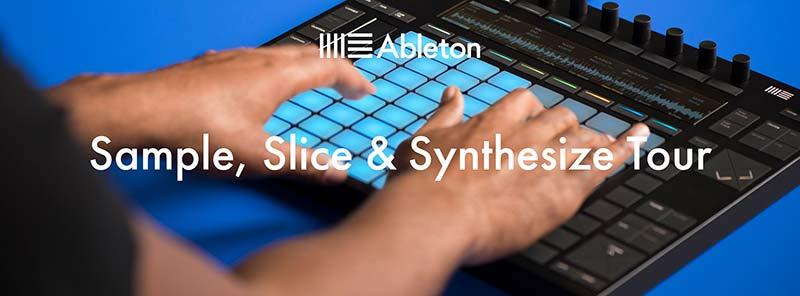 Musikmachen mit Ableton Live & Push 2