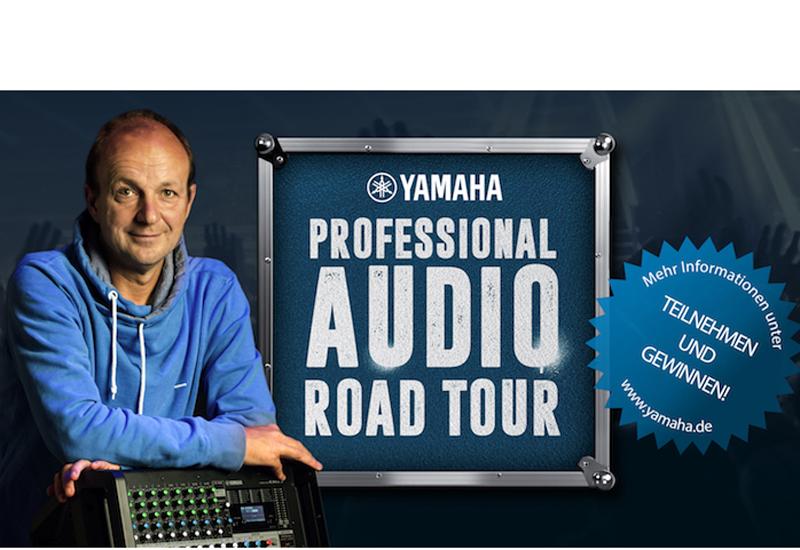 Die YAMAHA Pro Audio ROAD TOUR 2016 / 28. Okt. im MUSIC STORE Köln