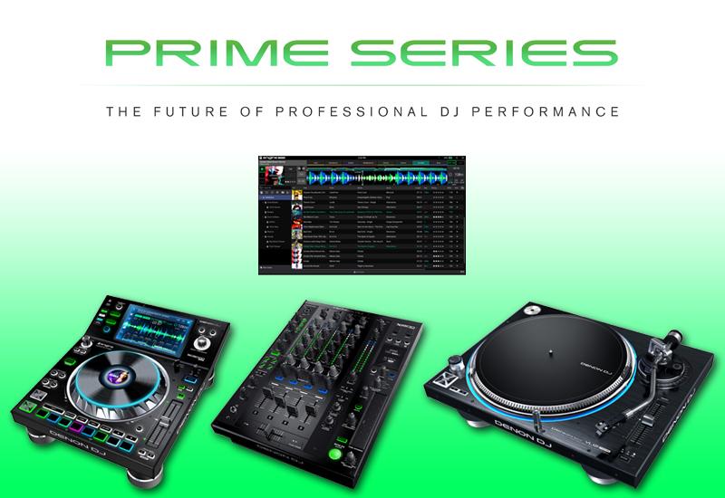 NAMM SHOW 2017 – Denon DJ präsentiert PRIME Produktserie!