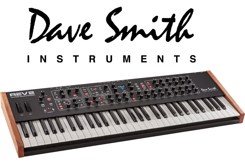 NAMM SHOW 2017- Dave Smith Instruments REV2
