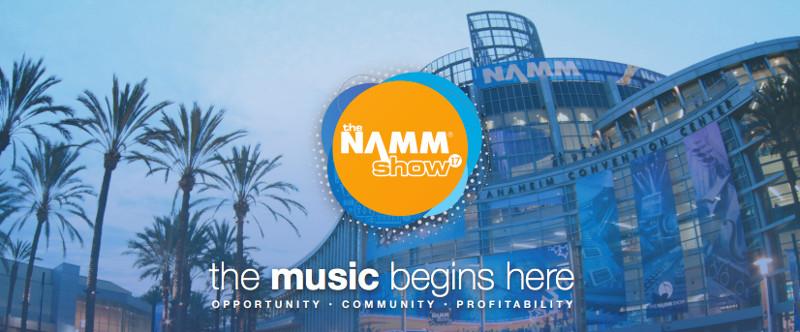 NAMM Show 2017 – Alle Neuheiten hier im Blog!