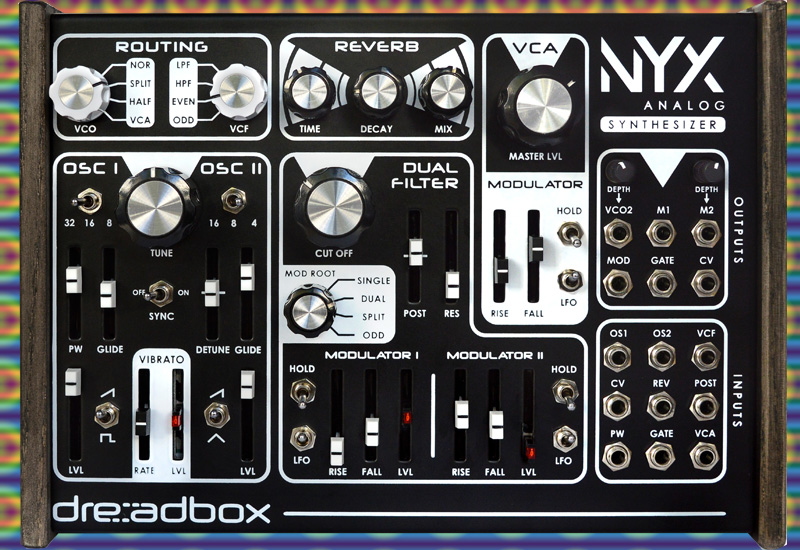 NAMM SHOW 2017 – Dreadbox Nyx