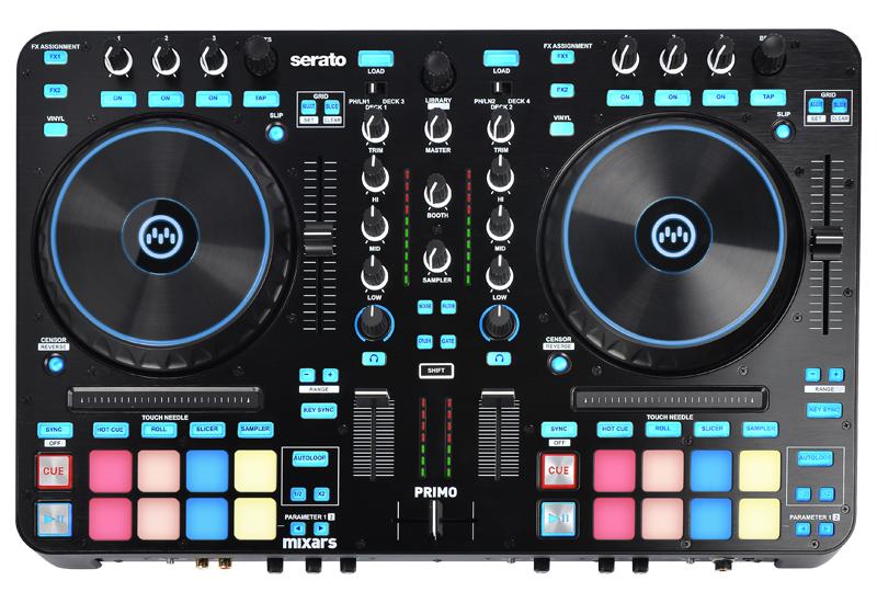 NAMM SHOW 2017 – Mixars stellt den PRIMO DJ-Controller vor!