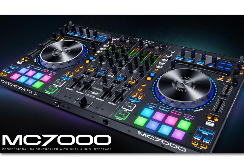DENON DJ – MC7000 – Jetzt kompatibel mit Traktor Pro & Virtual DJ!