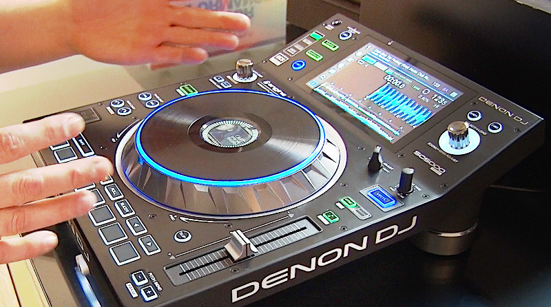 DENON DJ SC5000 Prime DJ-Player im Video-Test