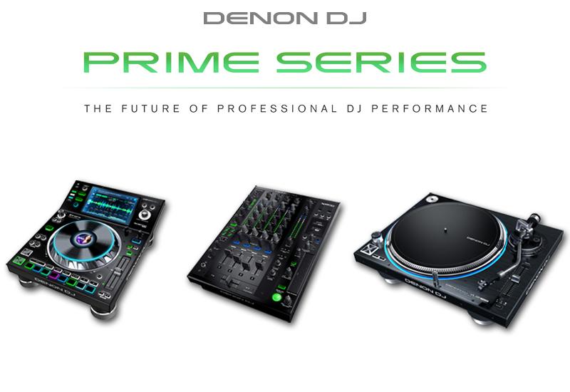 Musikmesse 2017 – Denon DJ – PRIME SERIE!
