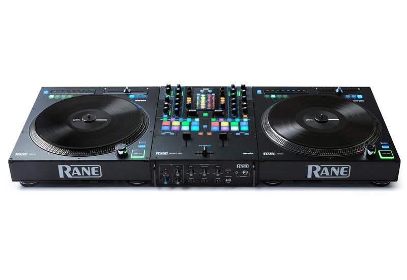 RANE DJ stellt den Seventy-Two Battle Mixer & den Twelve Battle Controller vor!