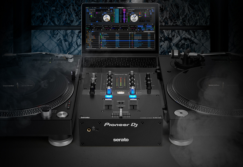 PIONEER DJ präsentiert den DJM-S3!