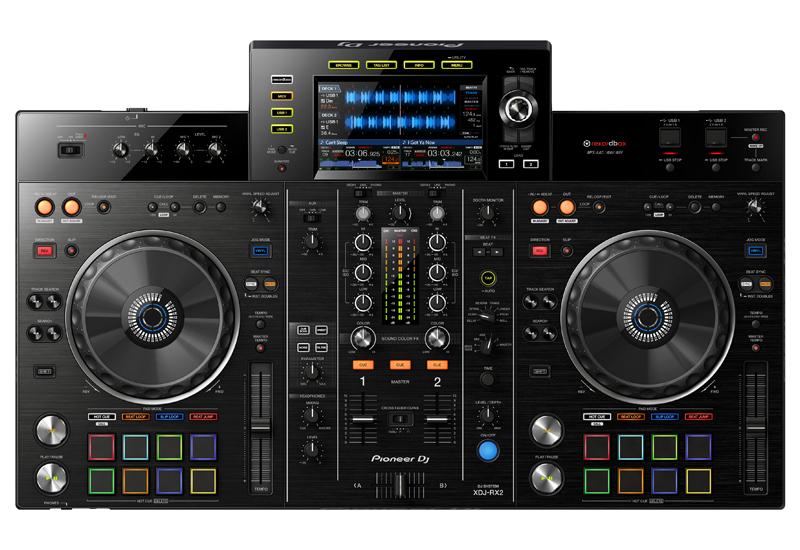 PIONEER DJ stellt den XDJ-RX2 vor!