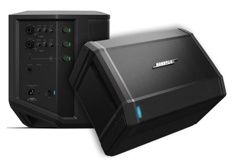 NAMM Show 2018 – Bose S1 Pro