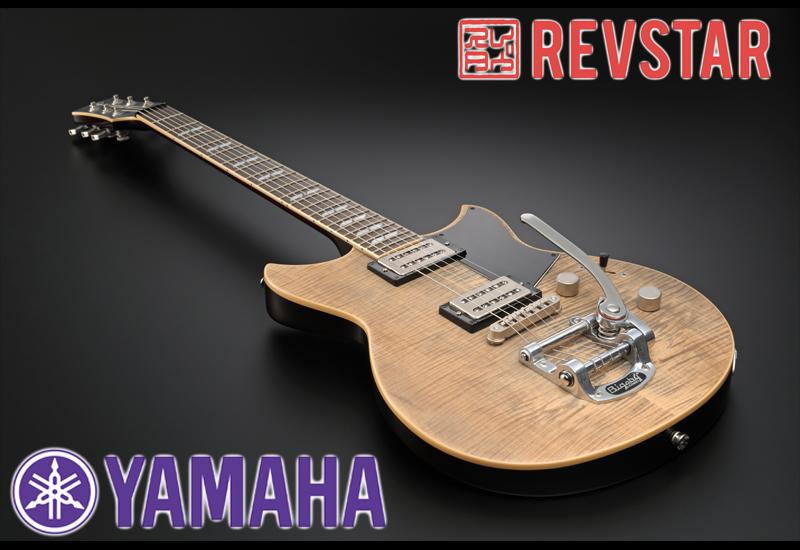 NAMM Show 2018 – Neuzugänge in der Yamaha Revstar Serie!