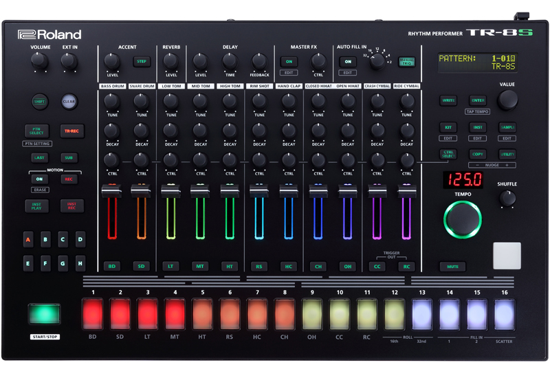 ROLAND PRODUCER TOUR am 12. April 2018 um 16.00 Uhr