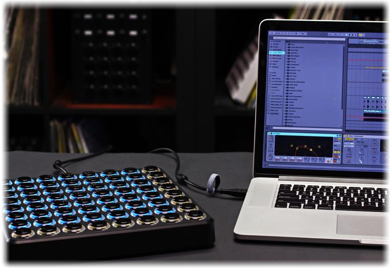 DJ TECHTOOLS – Midi Fighter 64 – Jetzt erhältlich!