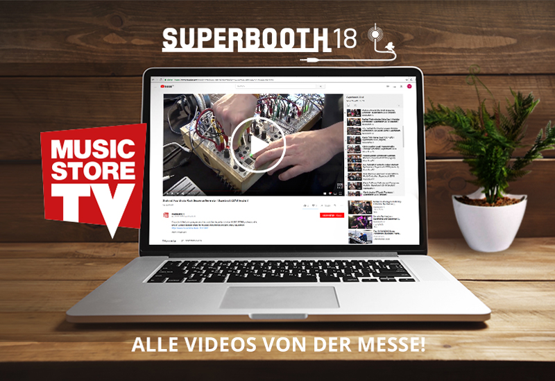 Superbooth 2018