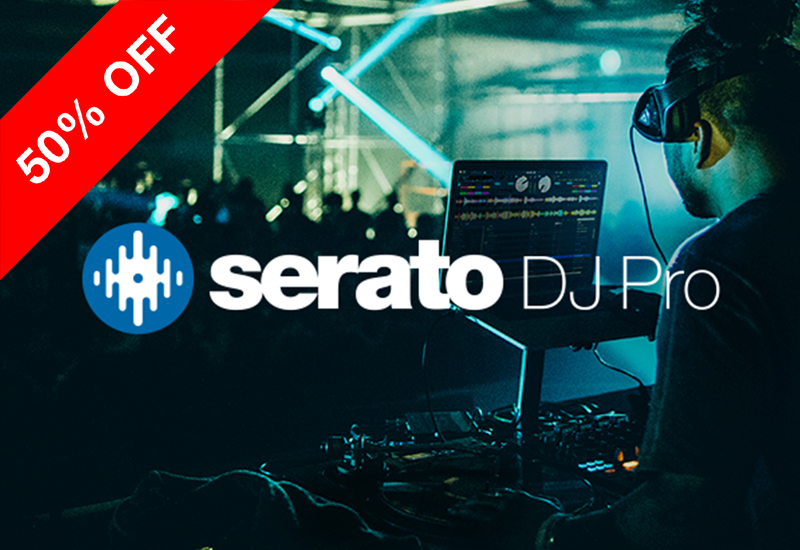 Serato DJ Pro – Spring Aktion