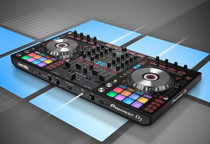 PIONEER DJ präsentiert den DDJ-SX3 Performance DJ-Controller