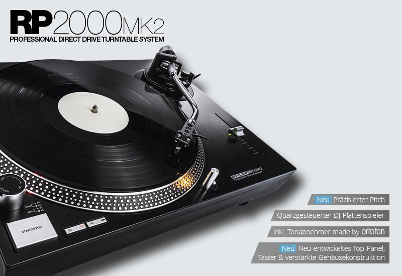 RELOOP präsentiert den RP-2000 MK2