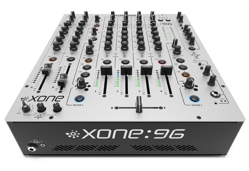 Allen & Heath stellt Xone:96 Club-Mixer vor!