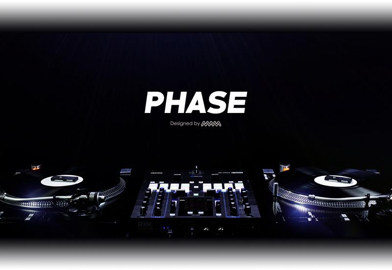 PHASE – Drahtloser 2-Deck DVS-Controller für Turntablisten!
