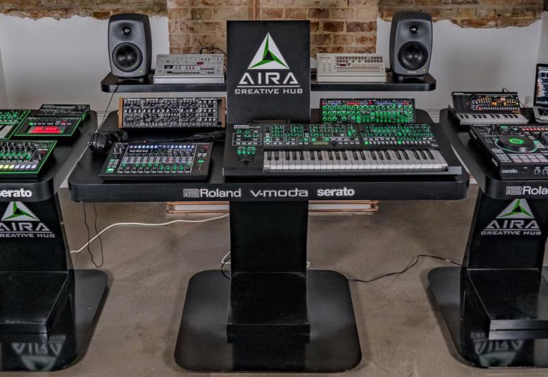 Roland ACH Workshop am 09.10.2018 bei MUSIC STORE
