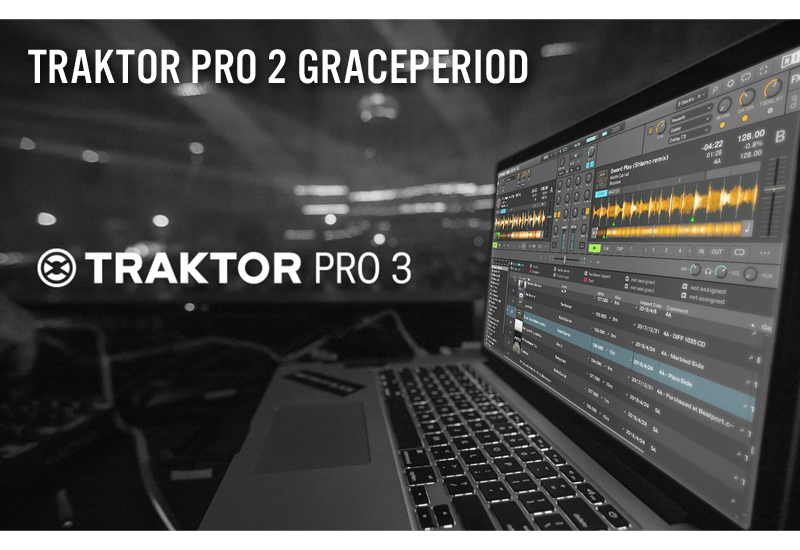 NATIVE INSTRUMENTS – Traktor Pro 2 Graceperiod!