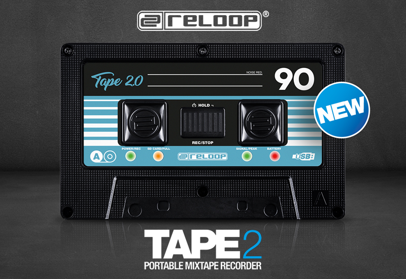 RELOOP präsentiert TAPE 2!