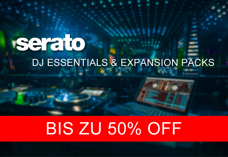 Serato Back2School Aktion!