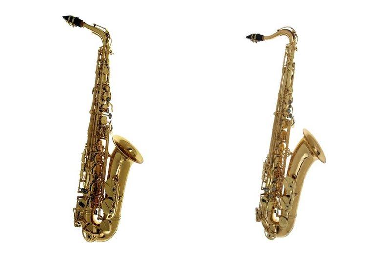 Expression XP-2 Master – Tenor- und Alt-Saxophone im Vintage Design