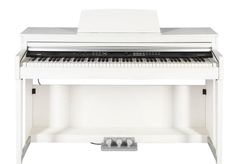 Fame DP-8600 BT – Jetzt auch in weiß erhältlich