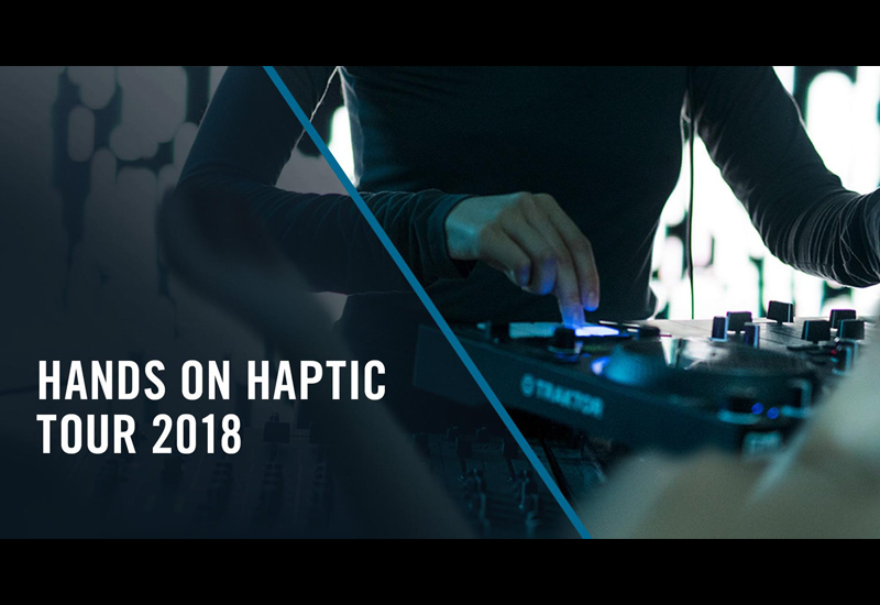 Native Instruments HANDS ON HAPTIC Tour am 03.12.2018 im MUSIC STORE!