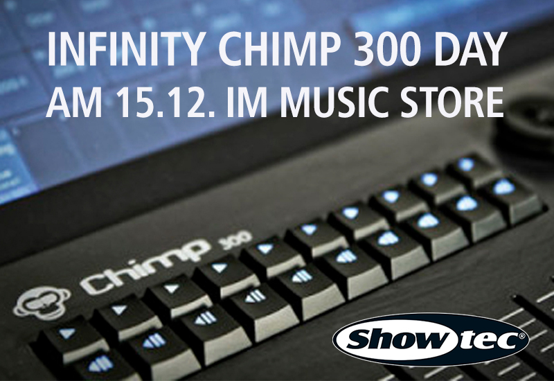 Infinity Chimp 300 Day