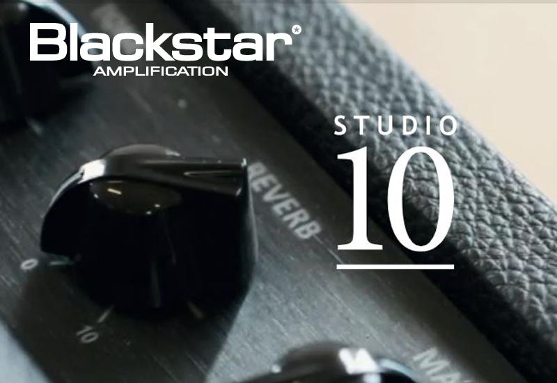 NAMM Show 2019 – Blackstar präsentiert die Studio 10 Verstärker-Serie