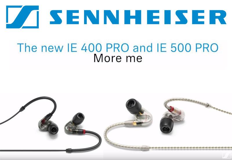 NAMM Show 2019 – Sennheiser IE 400 und IE 500