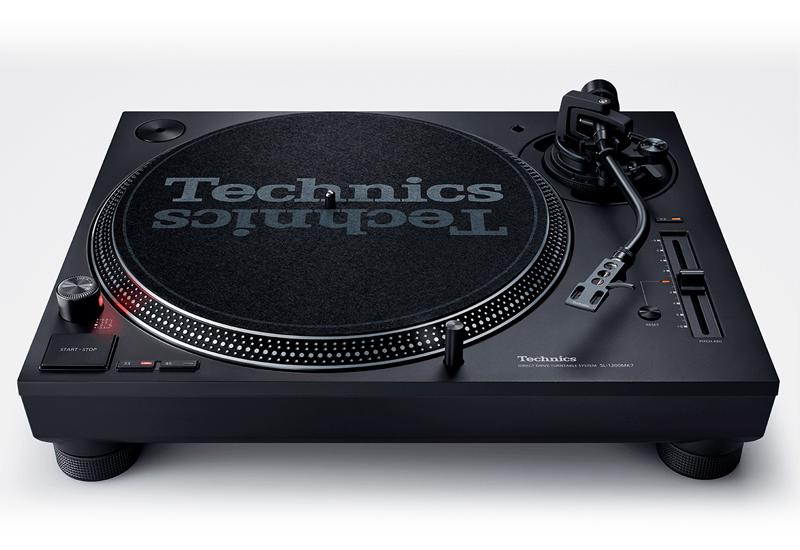 TECHNICS stellt den neuen, lang erwarteten SL-1210MK7 DJ-Plattenspieler vor!