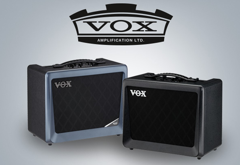 NAMM Show 2019 – Vox VX15 GT & VX50 GTV